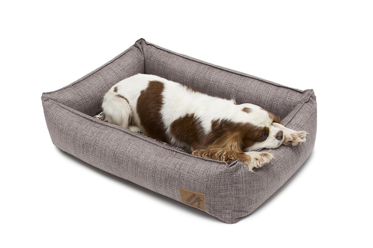 Лежанка для животных Bedfor со съемными чехлами, цвет Мокко, размер 70 х 50 см  #1