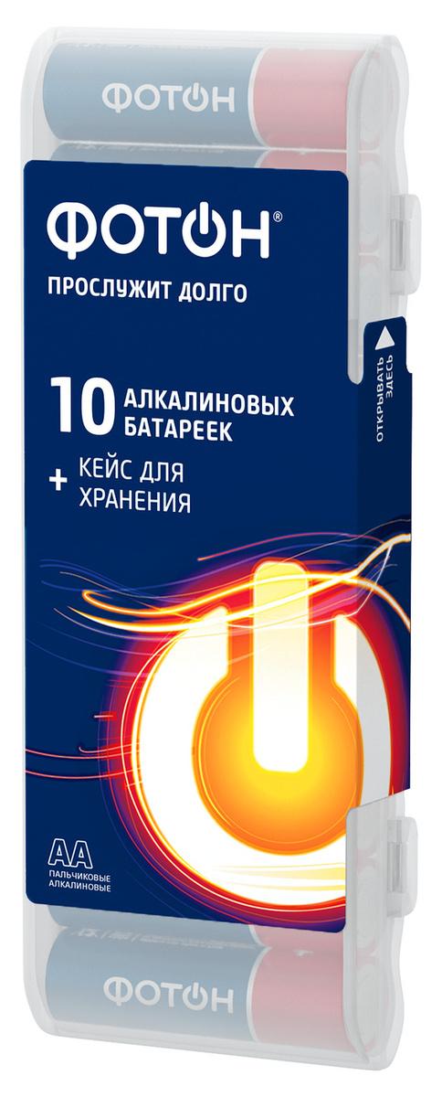 Батарейка Фотон AA, 10шт. #1