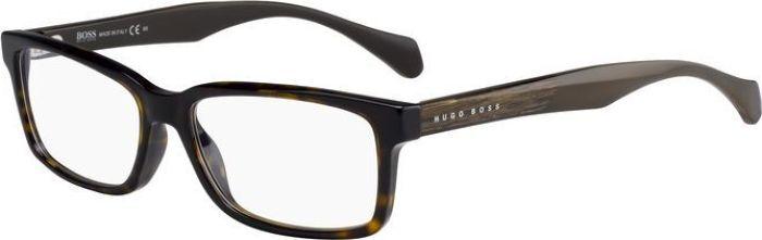 Оправа для очков мужская Hugo Boss 914, HUB-1477461JC5516, коричневый цены