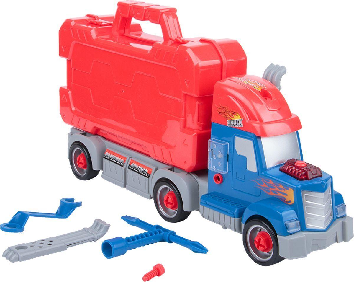 """Игровой набор Игруша """"Ремонт грузовика"""", i-661-189"""