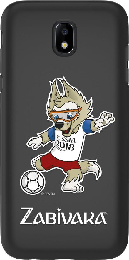 Фото - Чехол TPU для Samsung Galaxy J5(2017), FIFA Zabivaka 2, Deppa чехол perfeo для samsung j5 2017 tpu зеленый pf 5311