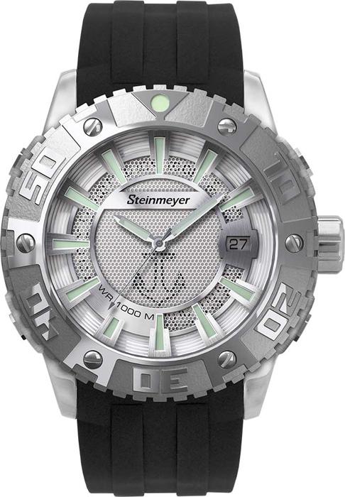 купить Наручные часы Steinmeyer S 041.13.33 по цене 7900 рублей