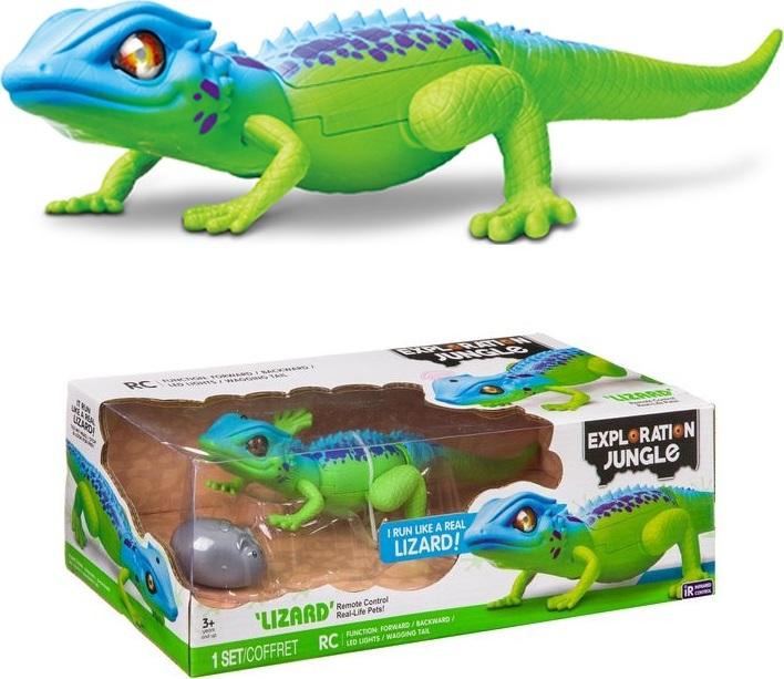 HQ Радиоуправляемая ящерица Lizard