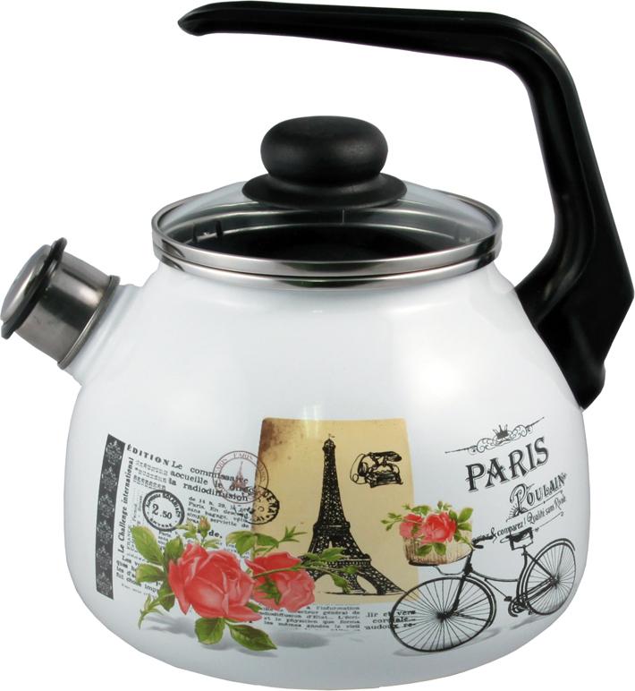 Чайник Appetite 4с209я 3л Париж
