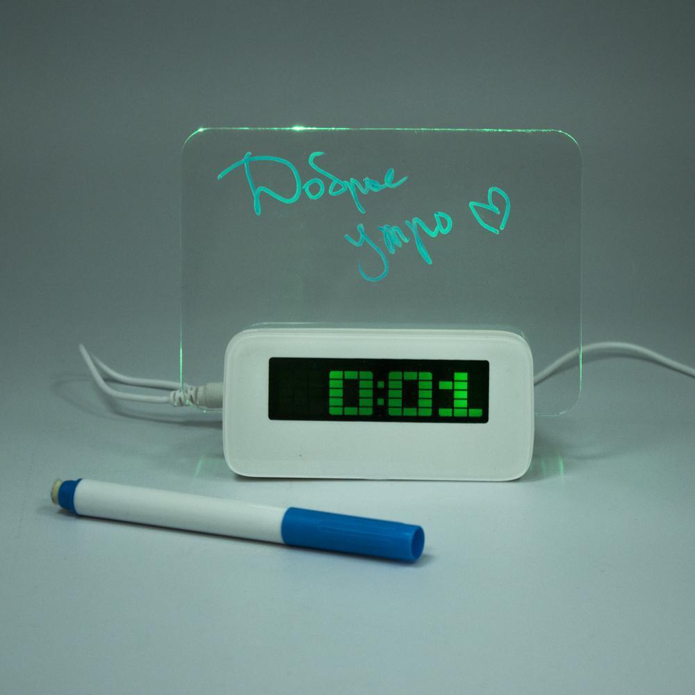 Электронный будильник Без бренда 40003032