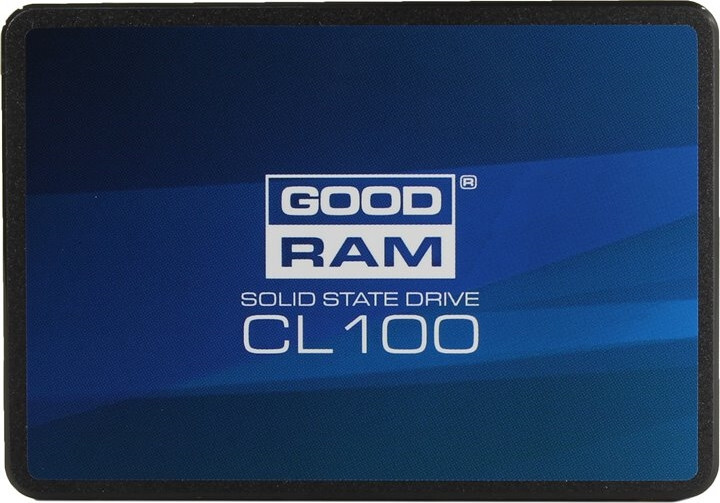 SSD 2.5 GoodRAM 120GB SSDPR-CL100-120