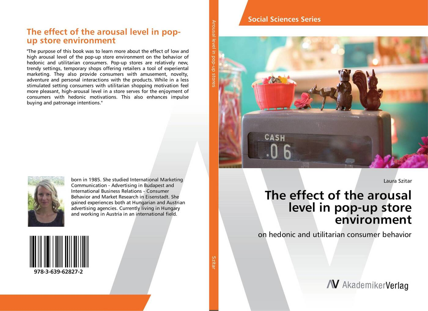 Laura Szitar The effect of the arousal level in pop-up store environment d e berlyne conflict arousal and curiosity