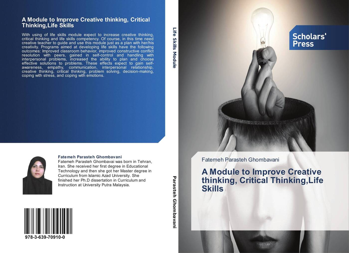 Fatemeh Parasteh Ghombavani A Module to Improve Creative thinking, Critical Thinking,Life Skills richard l epstein the pocket guide to critical thinking fifth edition