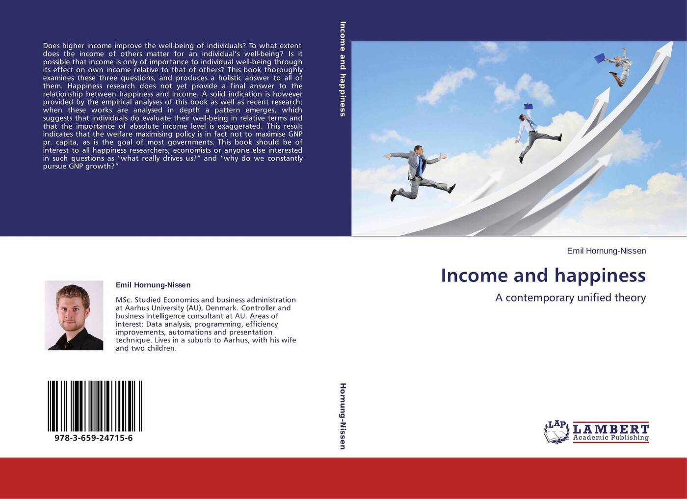 Emil Hornung-Nissen Income and happiness dori seider a place called happiness creating the foundations of personal well being