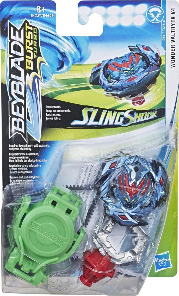 Игровой набор Bey Blade Burst Слинг Шок, E4603EU4_ Е4727