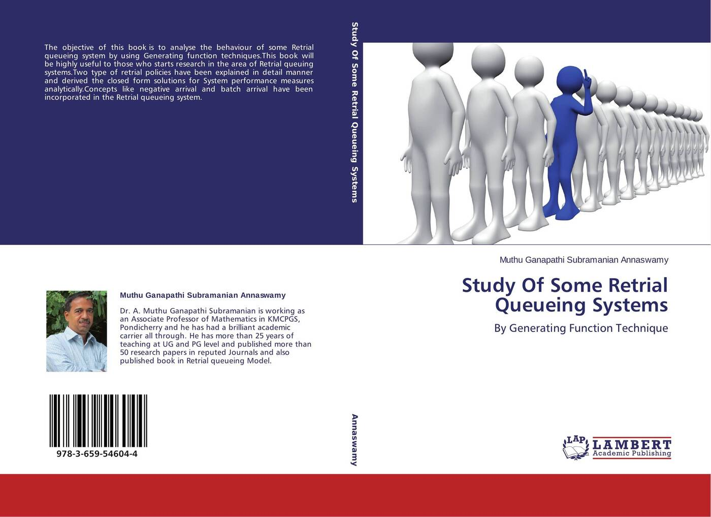 Muthu Ganapathi Subramanian Annaswamy Study Of Some Retrial Queueing Systems creating models of queueing systems using gpss world
