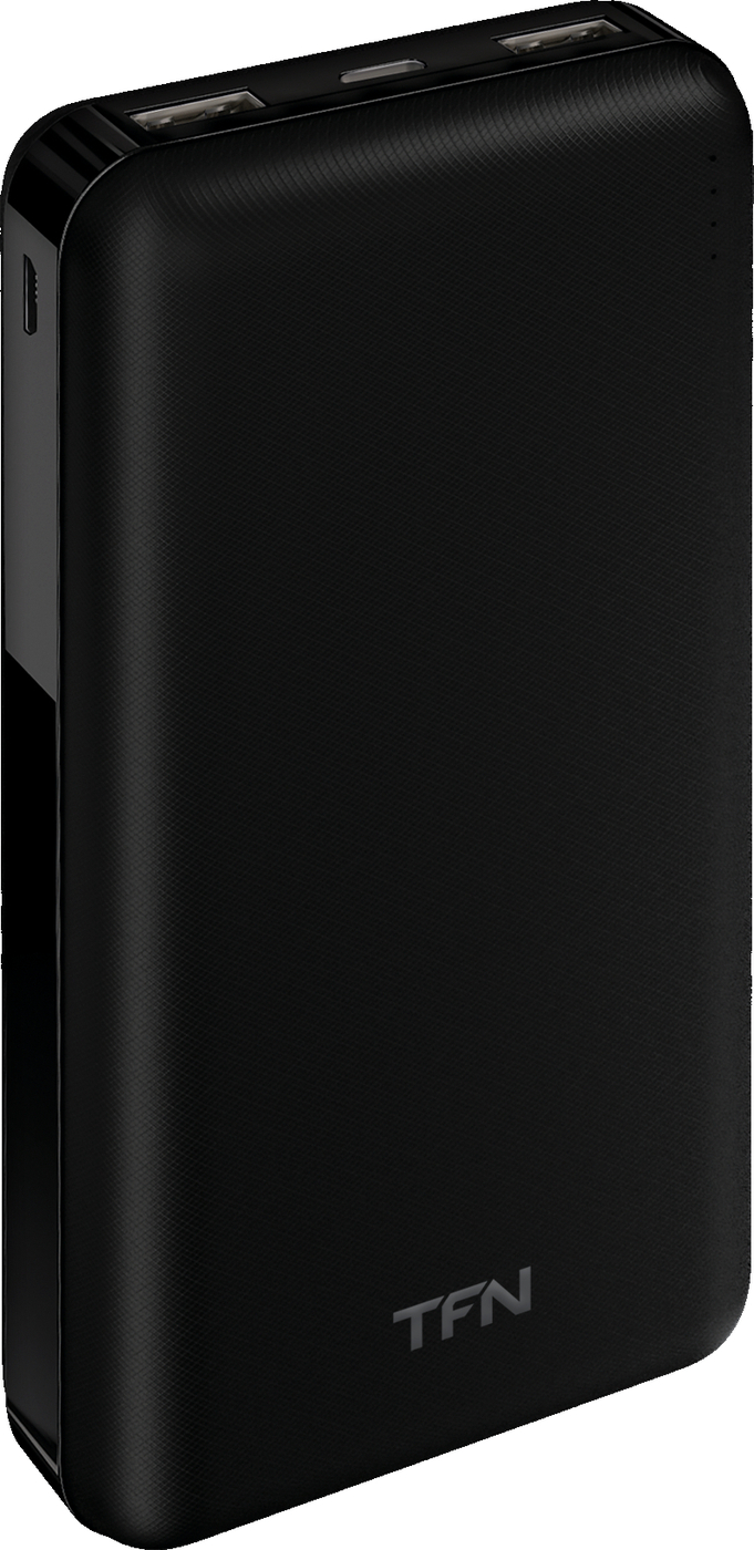 Фото - Внешний аккумулятор TFN АКБ 20000mAh BasicDuo black аккумулятор