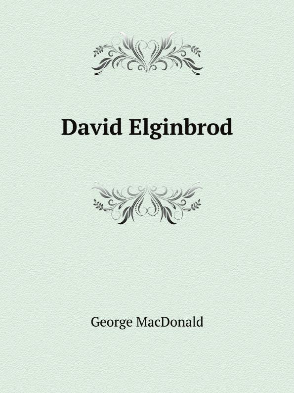лучшая цена MacDonald George David Elginbrod