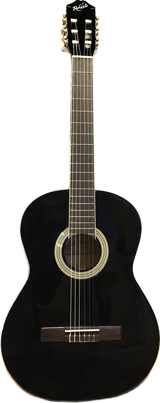 Классическая гитара ROCKDALE MODERN CLASSIC , цвет - чёрный
