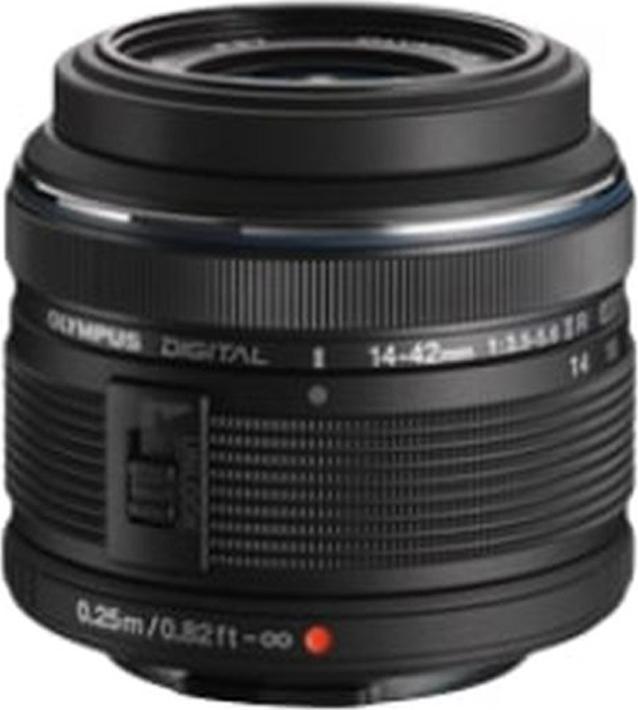 Объектив Olympus M.Zuiko Digital ED 14-42mm F3.5-5.6 II R, черный