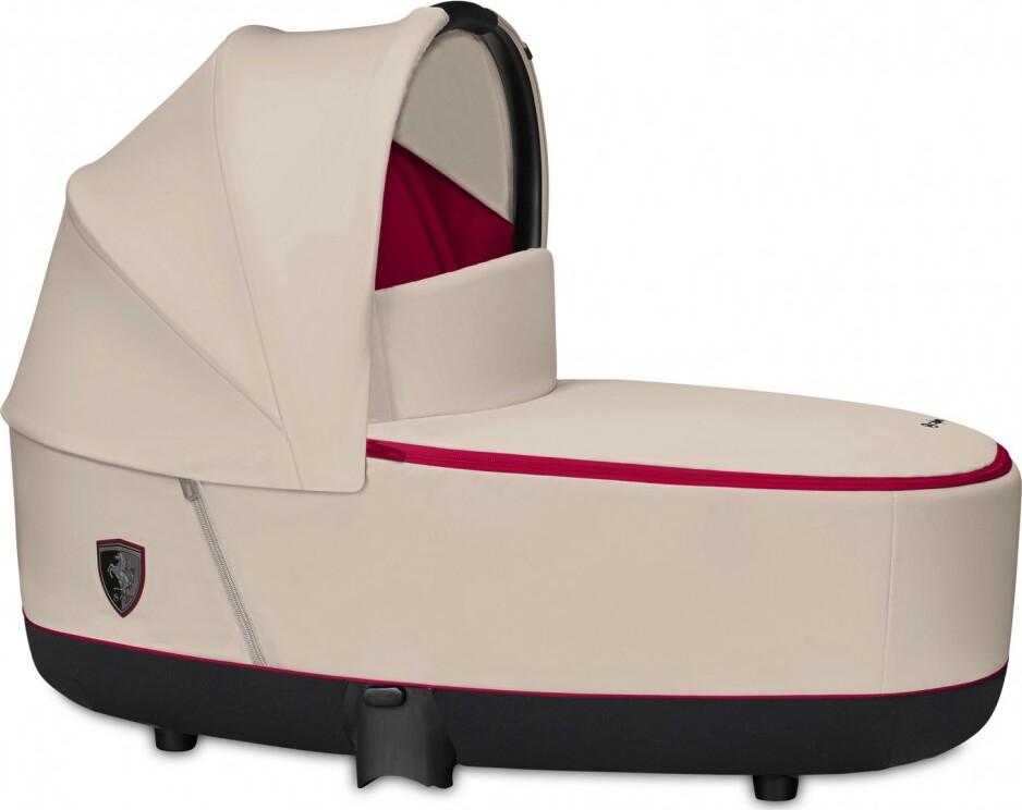 Cybex спальный блок для коляски Priam III (Ferrari Silver Grey)
