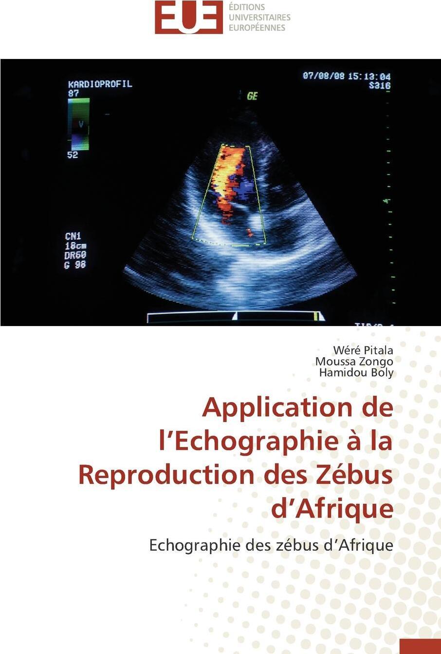 Application de l echographie a la reproduction des zebus d afrique