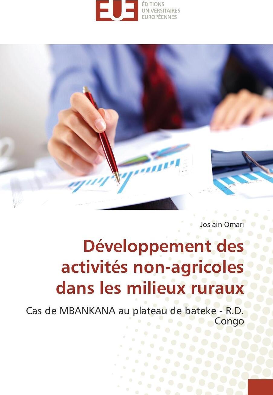 Developpement des activites non-agricoles dans les milieux ruraux