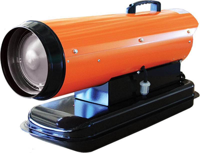 Тепловая пушка Neoclima NPD-20, оранжевый