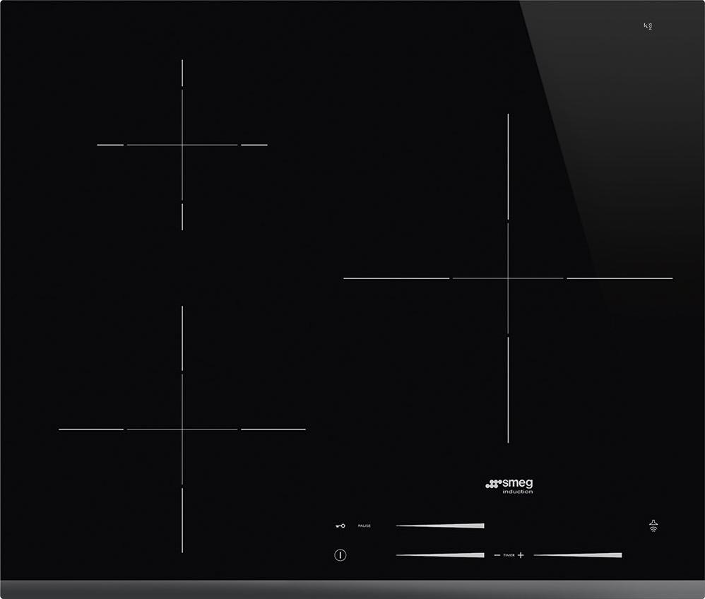Независимая индукционная варочная панель Smeg SI7633B Smeg