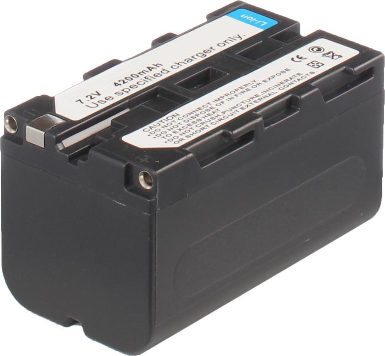 Аккумуляторная батарея iBatt iB-T2-F279 4400mAh для камер Sony CCD-TRV59E, CCD-TR411E, CCD-TR617E, DCR-TRV320E, DCR-VX2000E, DCR-VX2100, HVL-20DW2, DCR-VX2000, CCD-TR412E, CCD-TR427E, CCD-TRV87E, DCR-TRV120E, CCD-TR511E, CCD-TR730E, CCD-TRV78E,