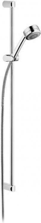 Душевой гарнитур KLUDI Zenta 3 вида струи, цвет хром 6084005-00