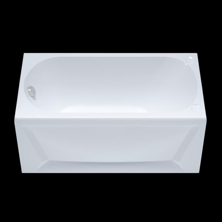 Акриловая ванна Triton Стандарт 130x70 прямоугольная