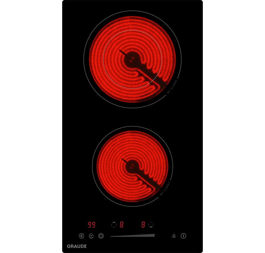 Электрическая варочная панель GRAUDE EK 30. 0 S Преимущества: - Защита от детей - Easy Control – сверхбыстрое...