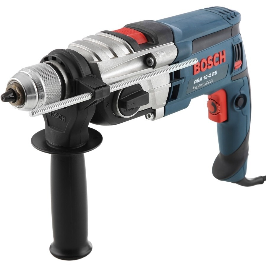 Ударная дрель Bosch GSB 19-2 RE 0.601.17B.500