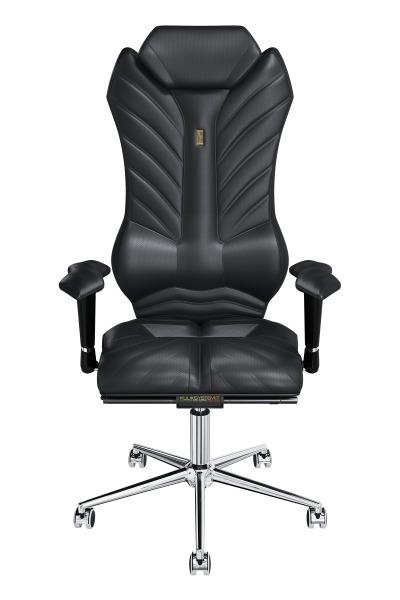 Эргономичное Кресло KULIK SYSTEM MONARCH Черный