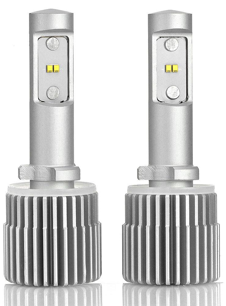 Комплект автомобильных светодиодных ламп H27-SMART, 800 / 881, H27W1 / H27W2, PG13 / PGJ13