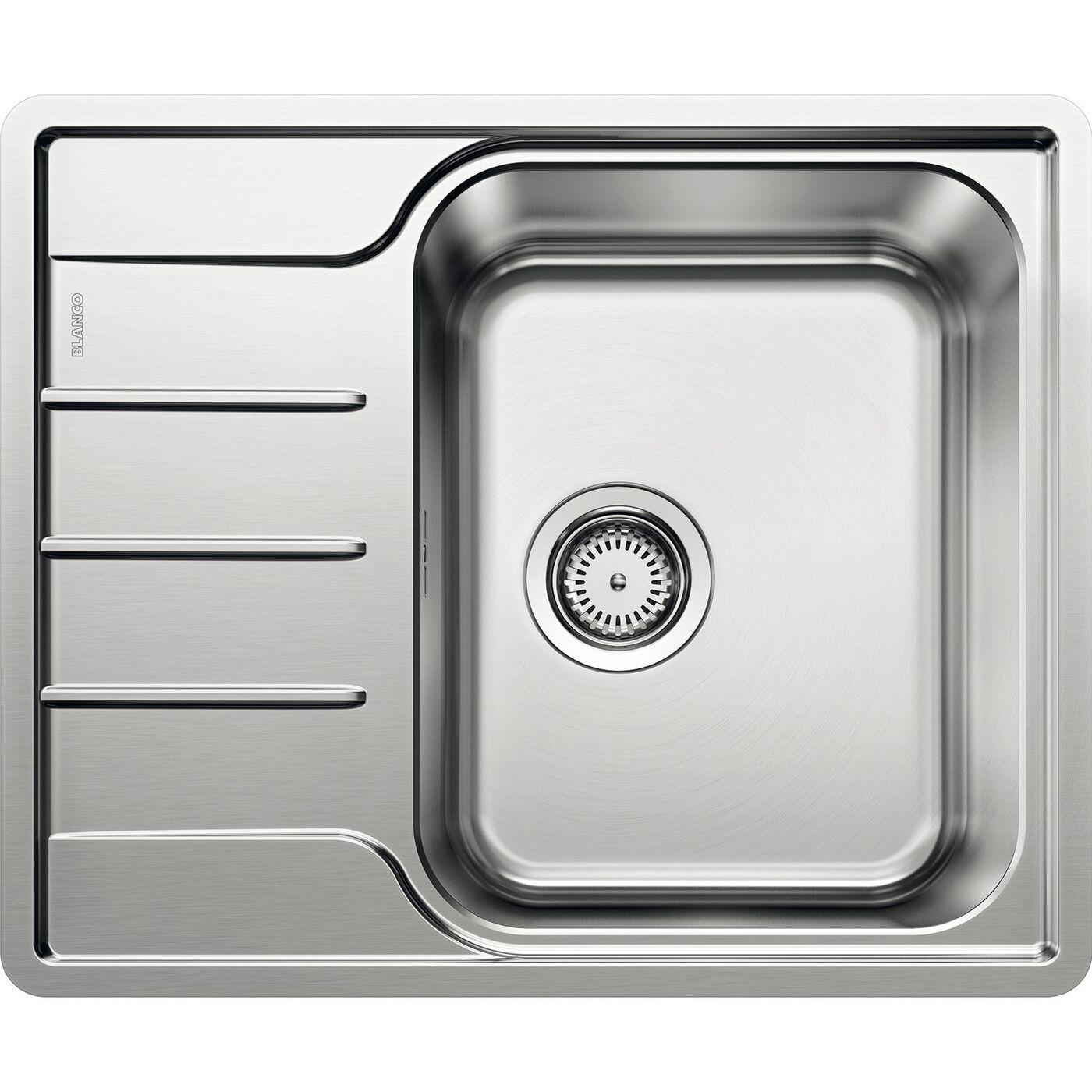 Кухонная мойка Blanco LEMIS 45 S-IF Mini нержавеющая сталь