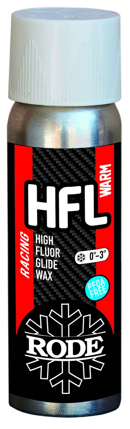 Жидкий парафин Rode HF Liquid Warm, 0°… -3°С, HFLW, 80 мл