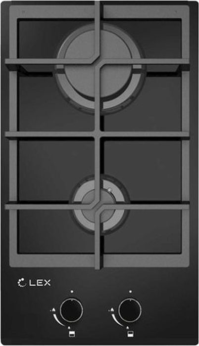 Варочная панель Lex GVG 321 BL, черный