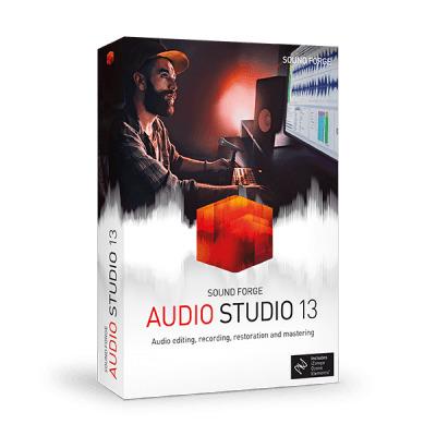 SOUND FORGE Audio Studio 13 - ESD