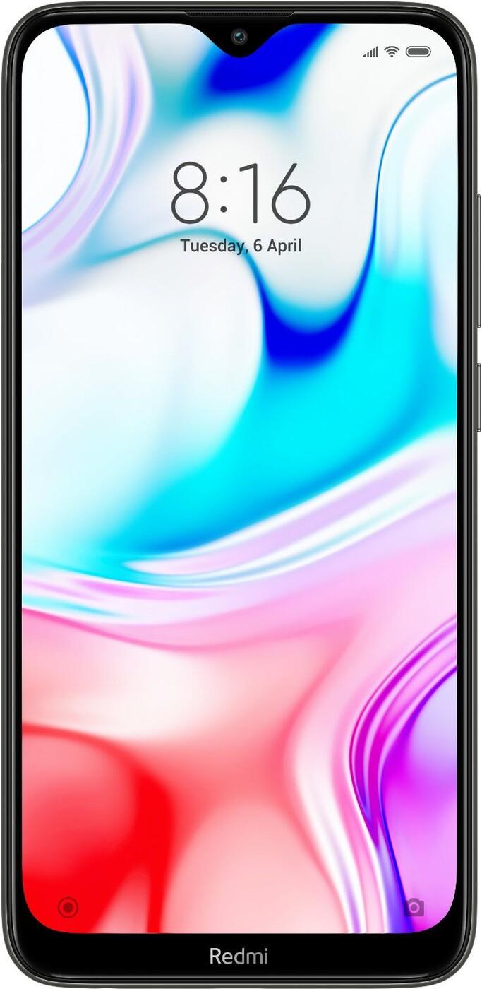 Смартфон Xiaomi Redmi 8 4/64GB, черный