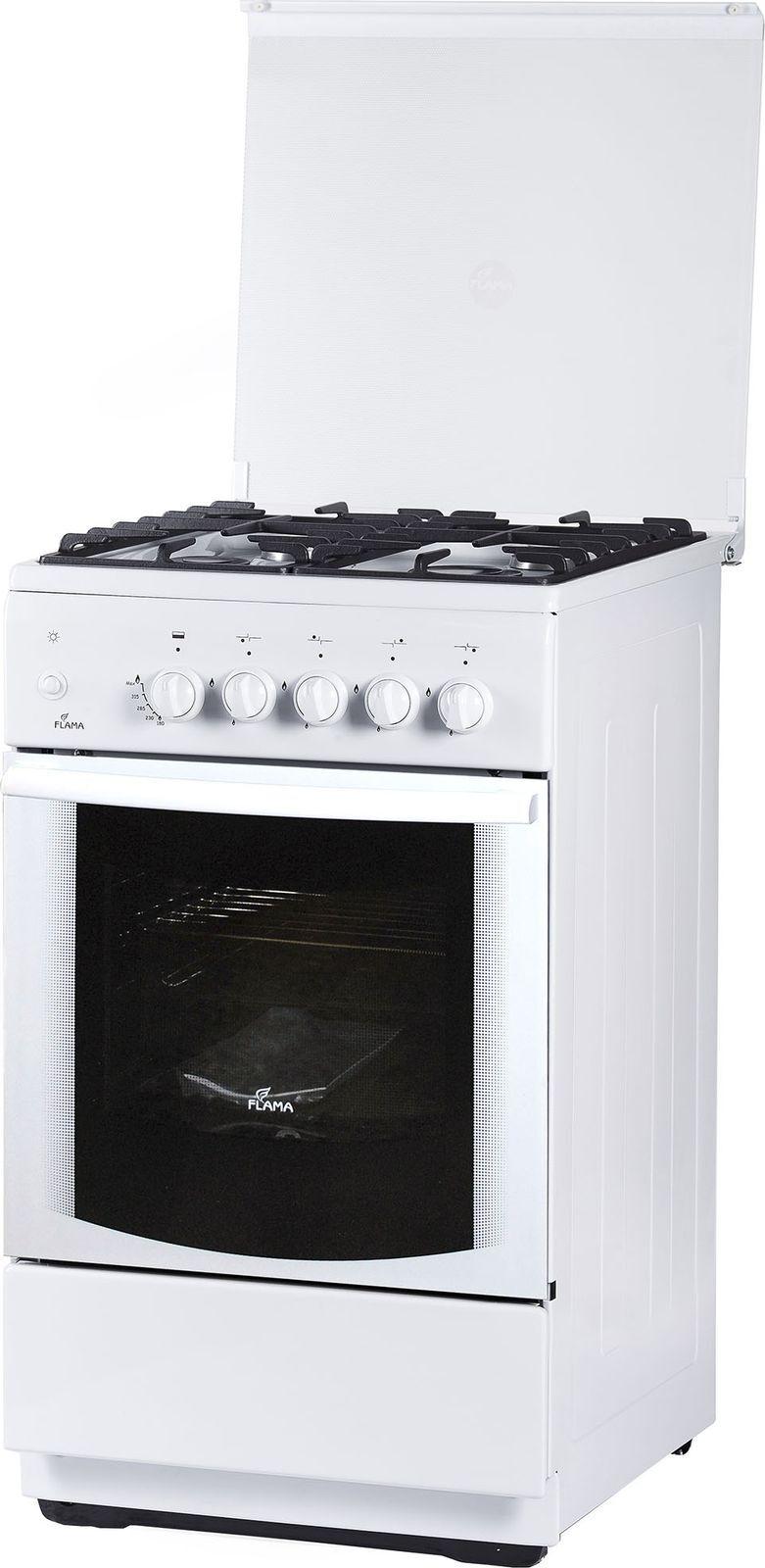 Кухонная плита Flama FG 24215 W, белый