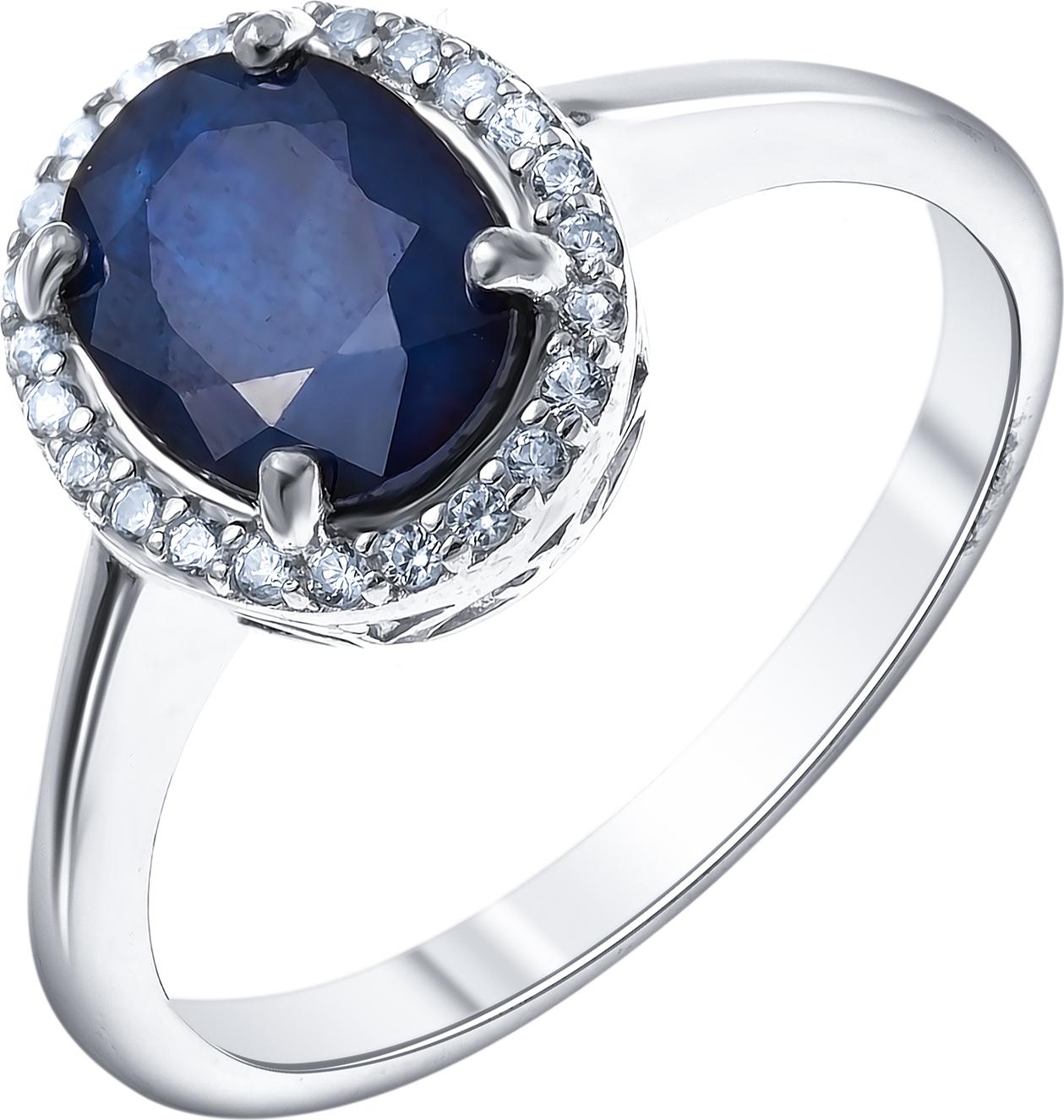 костроме серебряное кольцо с синим камнем фото яркий
