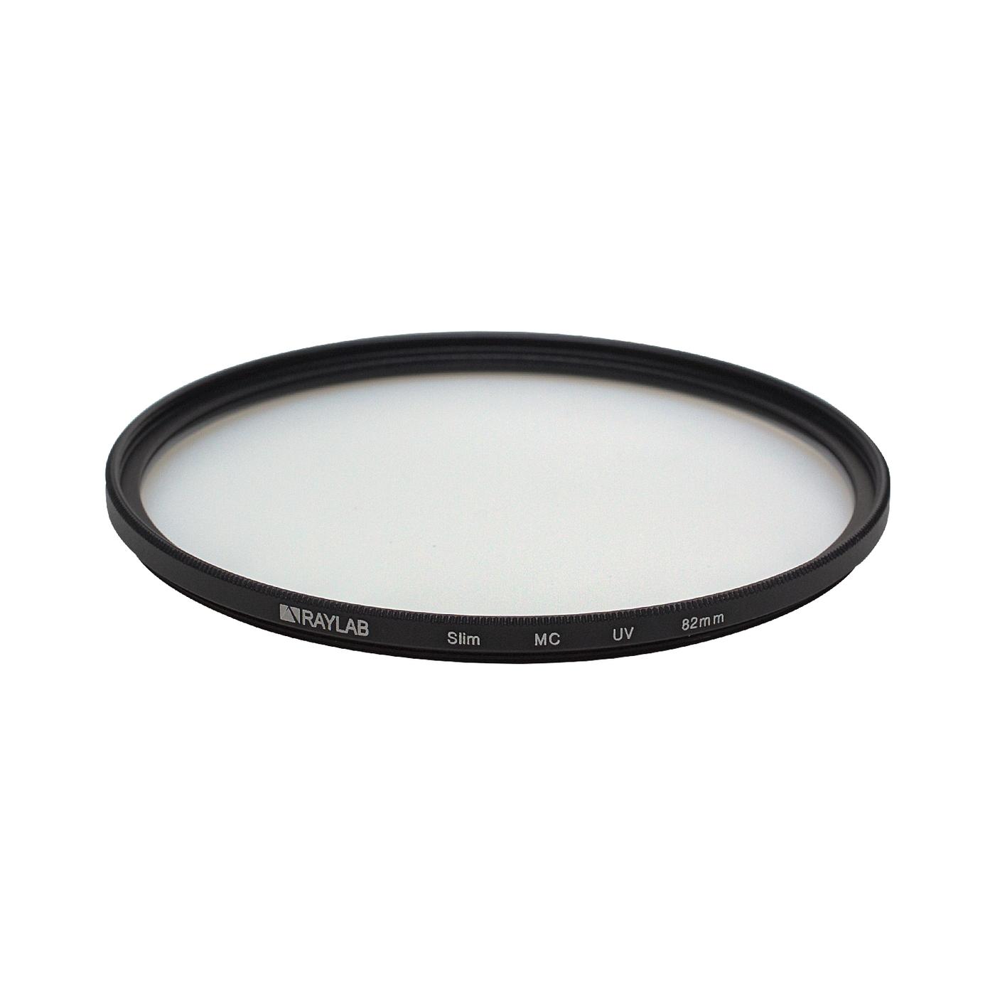 Фильтр защитный ультрафиолетовый RayLab UV Slim 82mm