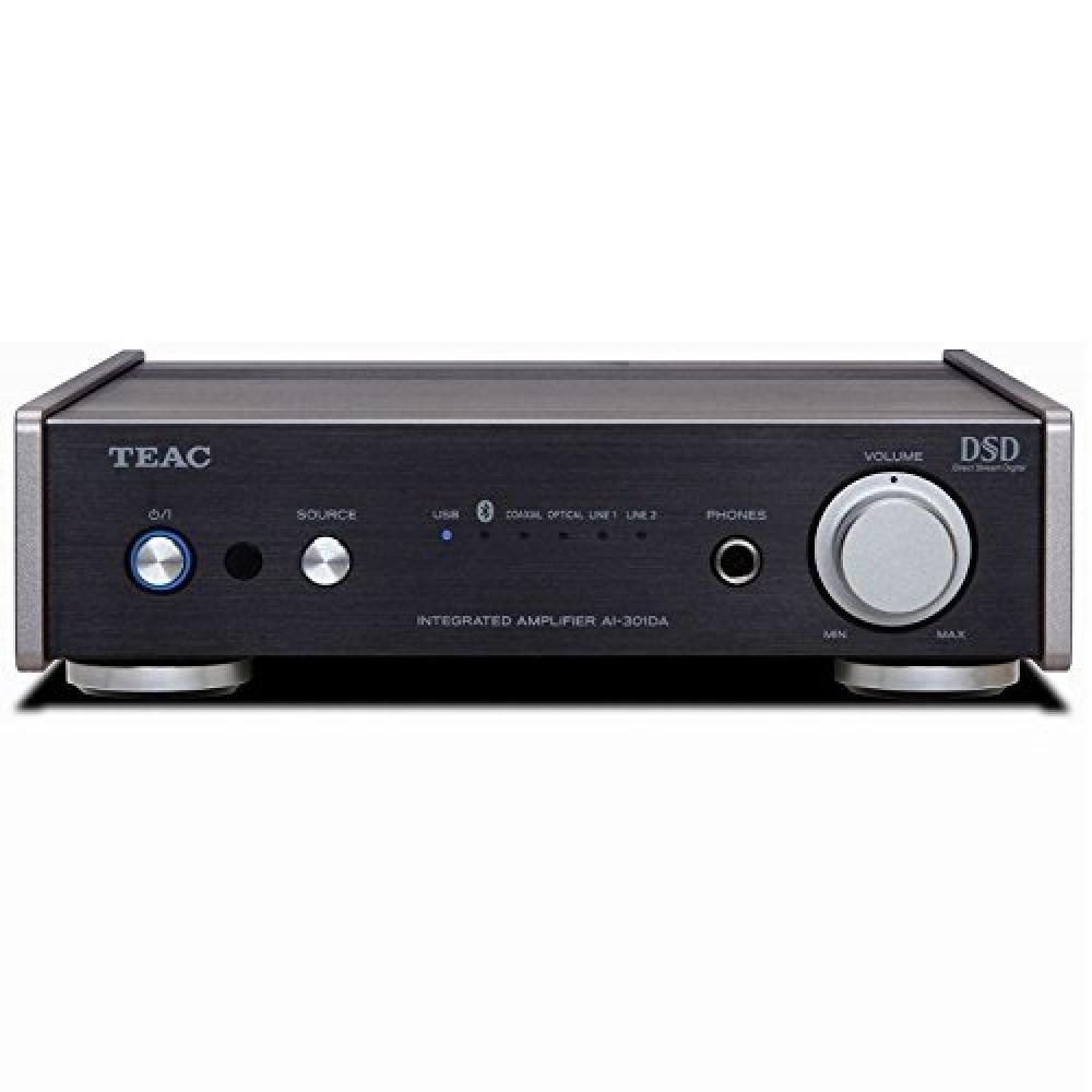 TEAC Bluetooth / USB / DAC equipped with stereo Integrated Amplifier Reference 301 Special packages