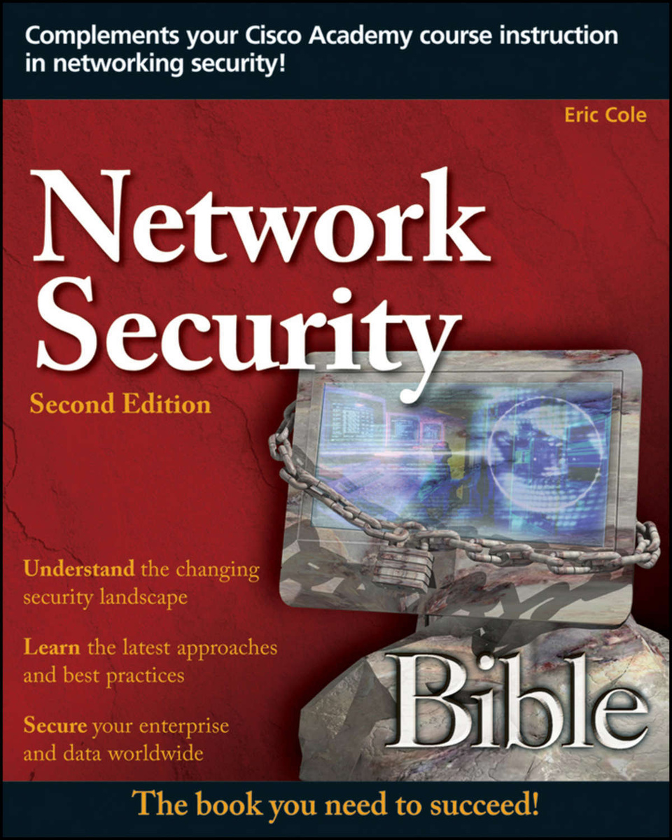 Network Security Bible | Cole Eric #1