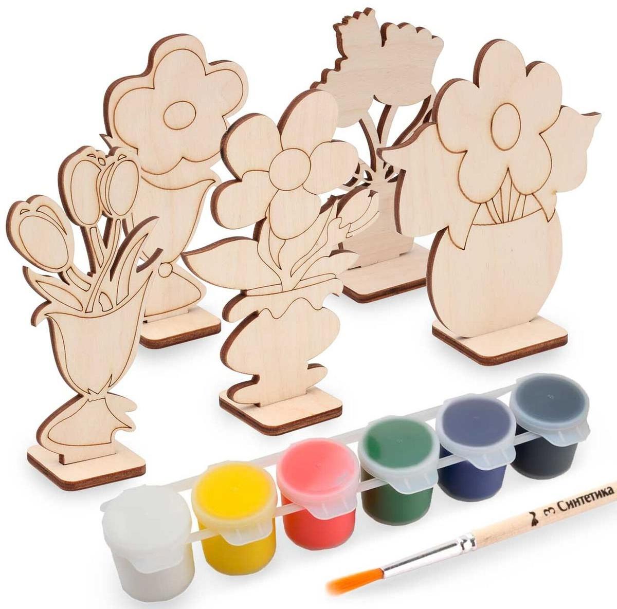 Набор для росписи Astra&Craft Цветы #1
