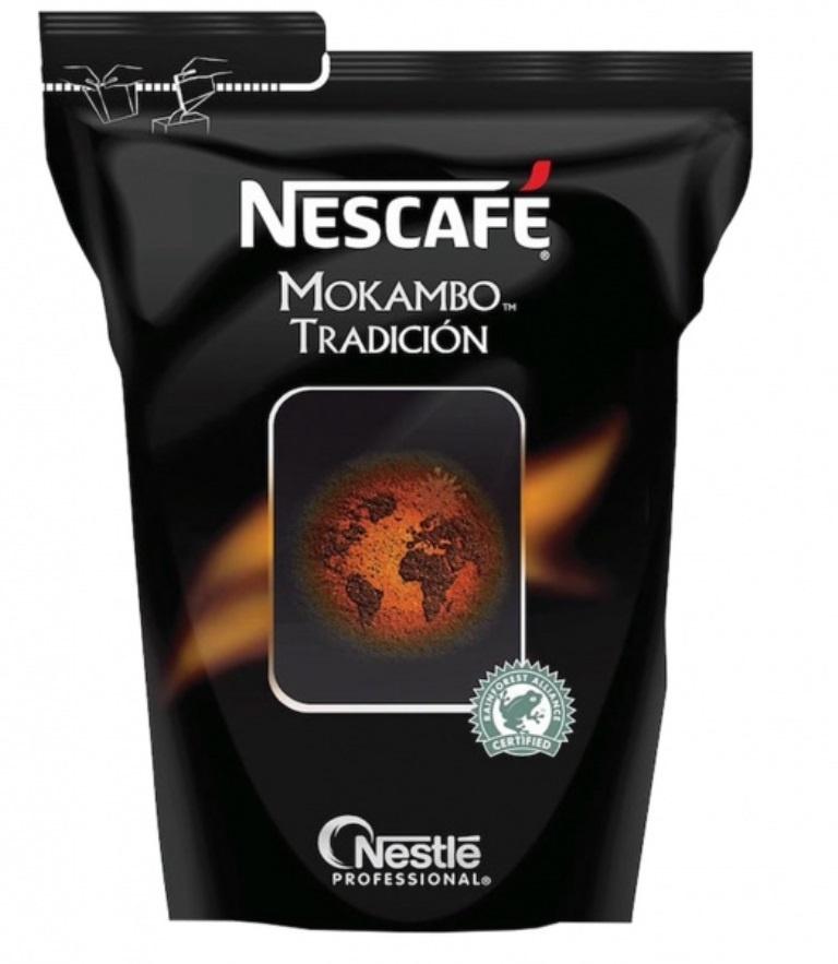 Кофе растворимый Nescafe Mokambo Tradicion 500 г #1