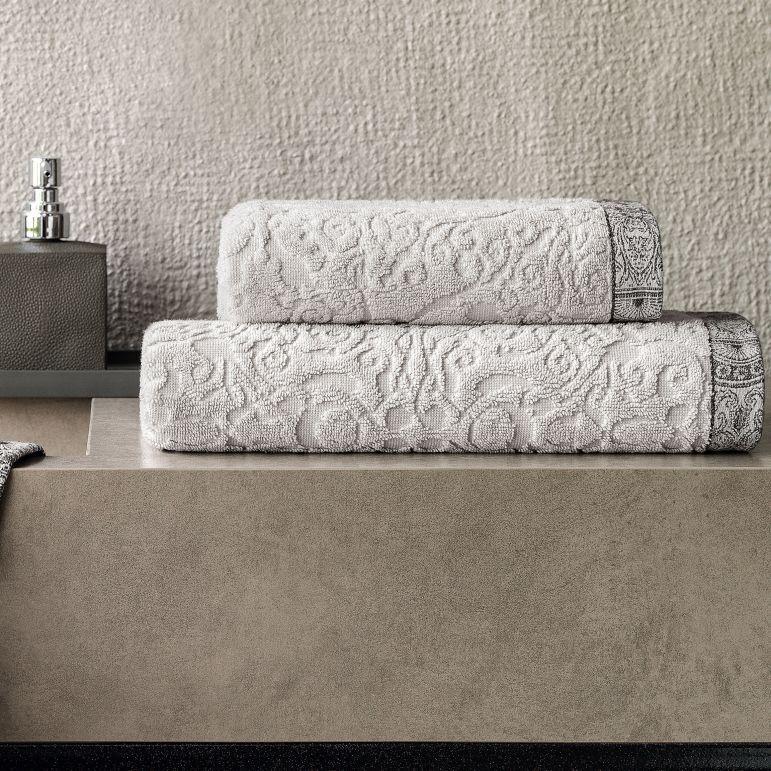 Набор банных полотенец Togas хлопковый Генрих Махровая ткань 50x100, 70x140 см,  #1