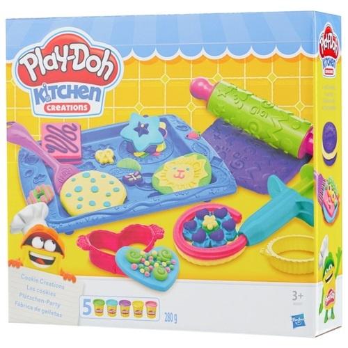 """Play-Doh Игровой набор """"Магазинчик печенья"""" #1"""