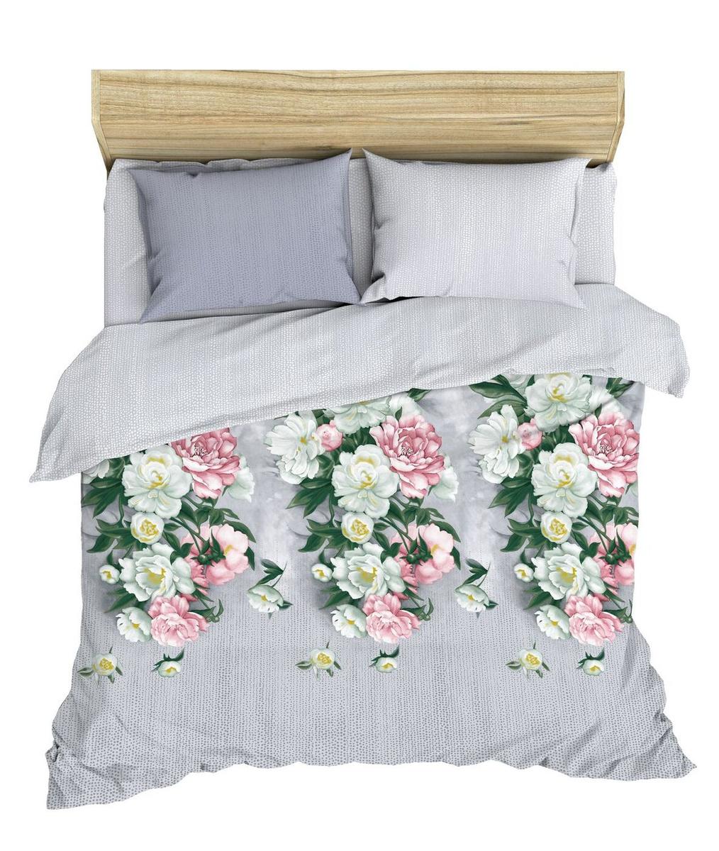 Комплект постельного белья Василиса Хрустальные звезды Парижа Баккара 1,5 спальный, Бязь, наволочки 70x70 #1