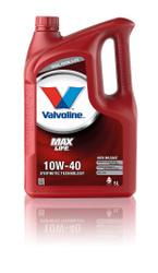 Моторное масло Valvoline MAXLIFE SAE 10W-40 Полусинтетическое 5 л. MaxLife - моторные масла