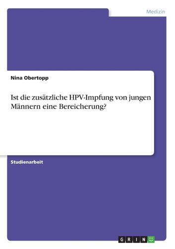 hpv impfung bei manner polygemma forum