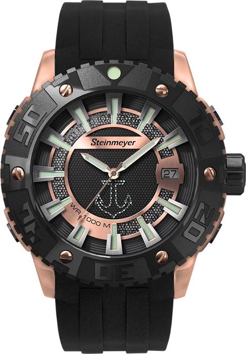 купить Наручные часы Steinmeyer S 041.93.31 по цене 8150 рублей