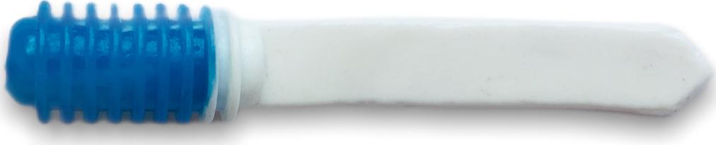 Приманка SOOREX Spear 75mm 121 Зенит (Синий/Белый) Бабл Гам 8шт.